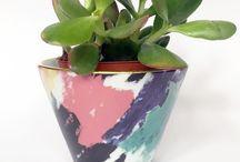 Pot Plant Holders