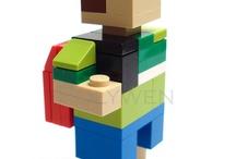 Lego modeller