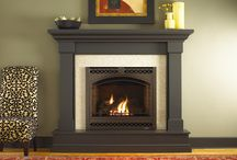 Ideas for Ivy's Fireplace / by Whitney Walker