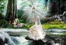 Astral Holy Spirit