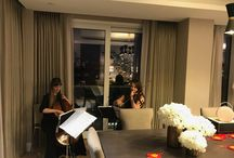 Live Music for Luxury Property Events