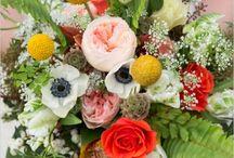 Bröllop- Blommor