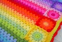 crochet&different flowers