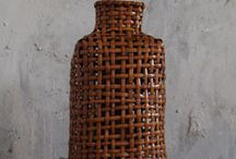 Hanakago, Hanaire & vases
