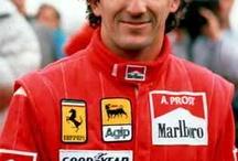 SCUDERIA FERRARI DRIVER ALAIN PROST / Scuderia Ferrari 1990~1991