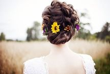 Be sure to wear flowers in your hair