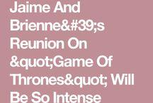 Unicorns Jaimie & Brienne