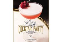 Cocktail Books / Check out these cocktail books for your next party at home or at work
