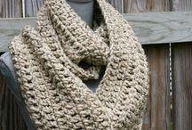 Crochet Cowl - Horgolt nyakmelegítő