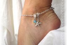 anklet charms