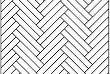 Parquet pattern ideas