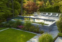 Garden- Pool in the garden
