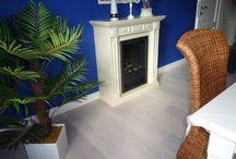 Raumgestaltung / Alles was die Räume schöner strahlen lässt, Fußboden, Decke, Zimmertüren, Treppen