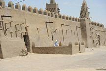 #Tombouctou #Timbuktu #Mali / Tombouctou, la ville aux 333 saints et autant de mausolées (Sankoré)