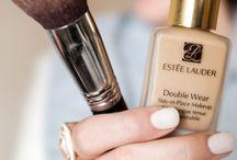 """Estee lauder / """" Glow is the essence of beauty """" * Estee Lauder *"""