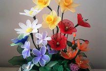 flores nylon