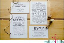 Invites, RSVPs & Save the Dates Ideas