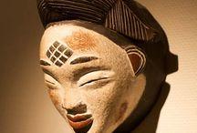 AFRICAN  MASI & CULTURE (afrykanskie maski i kultura)