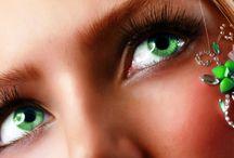 День зеленых глаз! / Поздравляю всех зеленоглазых с праздником!