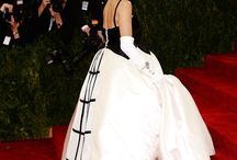Met Gala Ball 2014 / The favourites and most in keeping with the Beyond Fashion theme in honour of Charles James