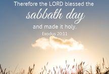 Remember the Sabbath Day