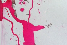 fun art / Fun and interesting art and art ideas / by Sheala Bacon