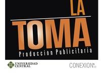 LA TOMA 1 - BOGOTÁ CREADORA / La Toma 1 - Es así como nace la   idea  de crear  el tema que se trabajaría en la toma No 1 de la Universidad Central donde se decide presentar a los estudiantes, egresados, docentes y trabajadores de  nuestra  institución, poder encontrar  reflejada en  las exposiciones, experiencias cotidianas, estilos de vida,  tomadas desde un mismo lugar como se propondría Bogotá como ciudad de inspiración, como un espacio físico para convertirla en una forma  y  un estilo de vida.