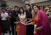 "MISS INDIA International 2014 ""JHATALIKA MALHOTRA"" launched SILVERINE Spa & Salon,"