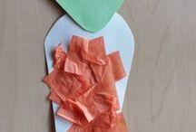 Prace plastyczne-warzywa
