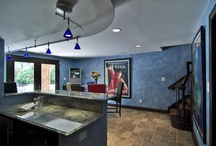 Finished Basement Ideas / by Mosby Building Arts