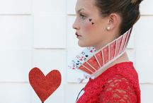 World book day - queen of hearts