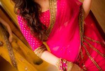 indian fashion / Indian fashion