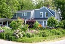 Little Gray Farmhouse - Exteriors