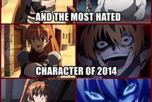 Akame ga KILL Memes