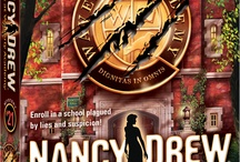Nancy Drew #21: Warnings at Waverly Academy  / by Nancy Drew Games