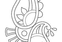 rangoli nd floor art
