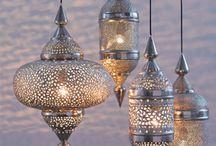 Marokkói dekorációk