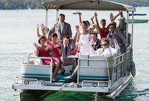 Wedding at Lake Rabun / by Tenley Gilstrap