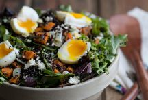 Food / #food #cleaneating #healthy #vegetarian #vegan #raw #clean / by Soul Soiree