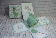 Stempeln mit Liebe - Explosionsboxen / Explosionbox - Stampin Up