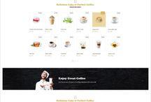 Coffee Shop websites