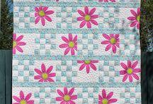 quilt daisies