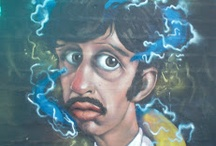 NAS! / # Creadores locales. Nas!, como creador prolífico, ha dejado su huella a lo largo de estos años en ciudades como Vigo, Ordes, Santiago de Compostela, Madrid, A Coruña o Barcelona. Artista reconocido a nivel nacional.