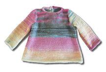 Baby Dress knitting pattern PDF download