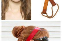 Hair/head bands