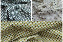Tissus Madame Maman / Cotons, velours, lainages, lins : toute notre sélection de tissus sur www.madamemaman.com