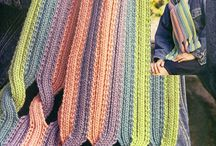 Knitting Scarves