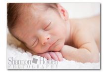 Newborn Photography Ideas / by Amber Crouch