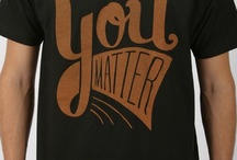 You Matter T-Shirts  / The Hamper will be selling limited edition T-shirts inspired by Lifeline's You Matter campaign. Learn more here: http://ow.ly/lSsK3  / by You Matter