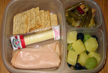 Lunches / by Sara Poindexter